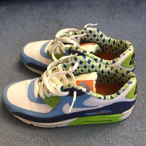 Nike Air Max Lacrosse Edition